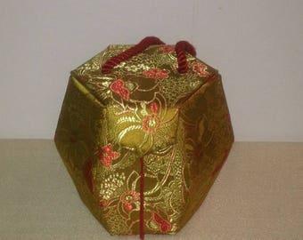 On Sale Vintage Asian Inspired Handbag