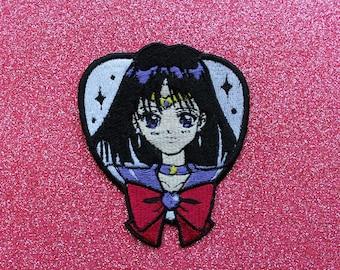 Sailor Saturn Patch