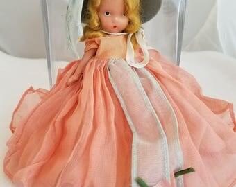 Vintage Nancy Ann - Monday, Mondays Child is Fair of Face #180