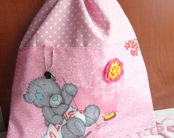 Gymnastic bag for girls backpack