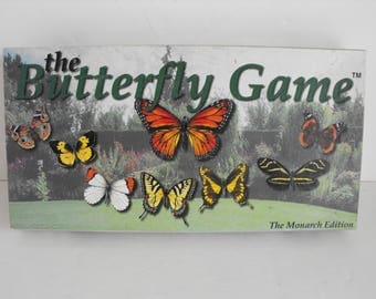 The Butterfly Game Board Game - Complete  (1529)