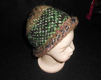 Childs hat - keep the head warm!