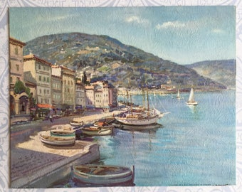 Marine Plaza by Potronat / Winde Fine Prints / No. 304 / 8 x 10