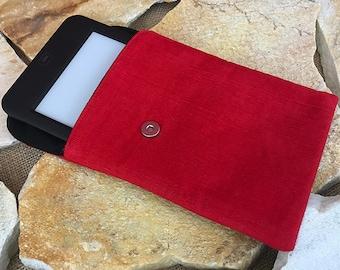 e-reader case, pocket for e-reader