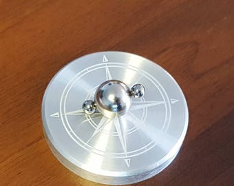 3D Compass!!! Beautiful and fascinating paperweight