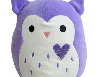 Purple Owl Etsy