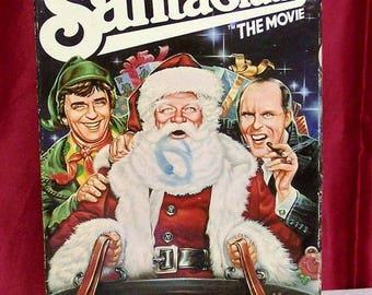 Santa Claus The Movie VHS