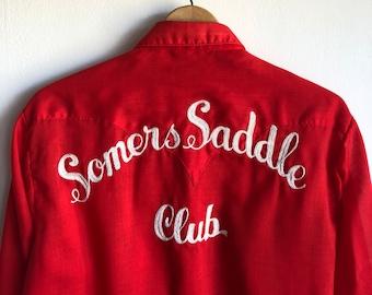 Vintage Rockmount Western Shirt
