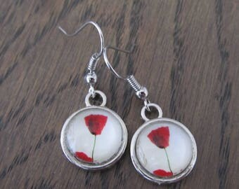 Earrings Poppy