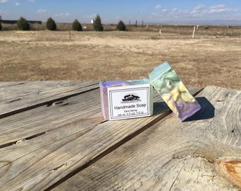 Early Spring Goat Milk Soap
