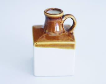 Small Pottery Mini Vase
