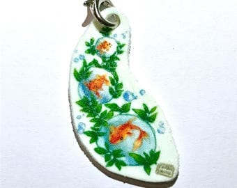 Goldfish Charm