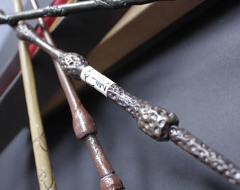 Elder wand etsy for Elder wand replica
