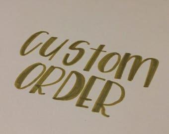 Custom 18inx24in Canvas