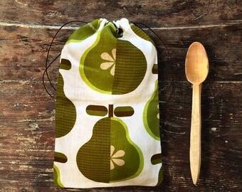 bag for ecofriendly pears-reusable-ecobag-PEAR design