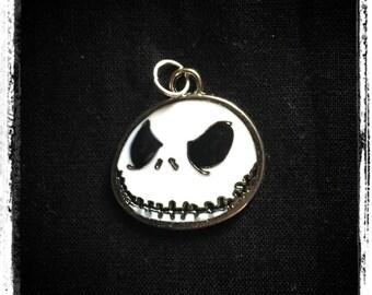 Jack Skellington pendant - Necklace Jack Skellington - Disney - the nightmare before Christmas Mister Jack - The Nightmare Before Christmas