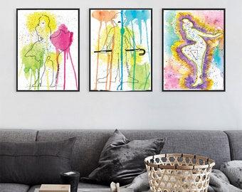 Artist Series Print