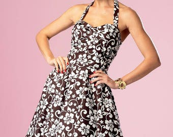 Pin Up Retro Vintage Rockabilly dress