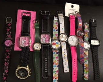 Wholesale Watch Lot: Girls Just Wanna Have Fun