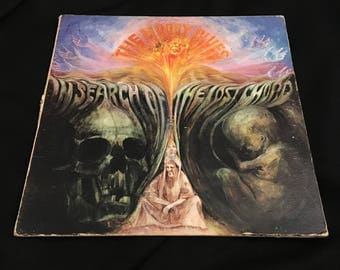 Vintage Vinyl: The Moody Blues-In Search of the Lost Chord
