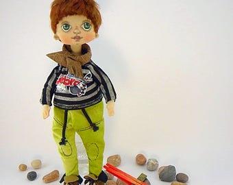 FREE SHIPPING! dolls handmade,fabric dolls, antique dolls, hand made, cloth dolls, art dolls,handmade dolls, vintage dolls