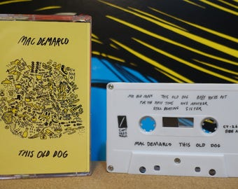 This Old Dog by Mac Demarco Cassette Tape