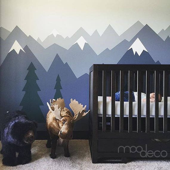 Crib Painting Ideas