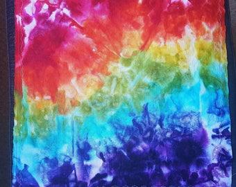 16 count aida 50cms x 50cms hand dyed fabric