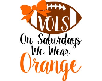 Tennessee-Vols-Volunteers-Orange-Mean Girls-SVG-Instant Download-Printable-SVG File-Digital Download-Silhouette-Cut File-Cricut