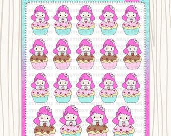 J28 Cupcake Rosita