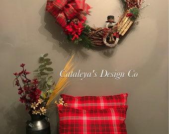 Sold - Holiday Decor Pillows.