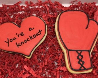 You're a Knockout Cookies Gift Set
