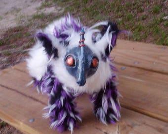 fantasy art doll fully posable
