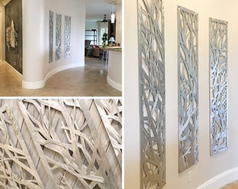 Large Mangrove Wall Decor Panels Local Pickup Only