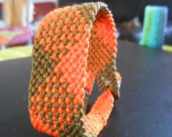 Friendship Bracelet 2 colors for men and women