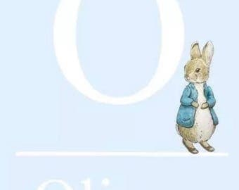 Peter Rabbit/ Jemima Puddleduck Print