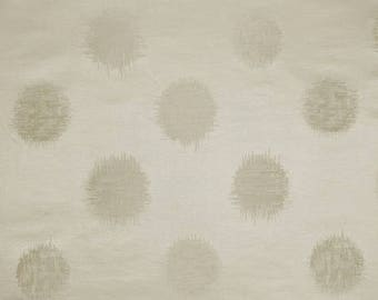 Lelievre Solar Silk Linen Designer Fabric by the yard