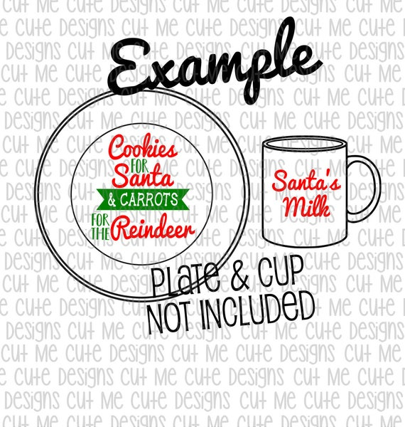 Svg Dxf Png Cut File Cricut Silhouette Cameo Christmas Cookies