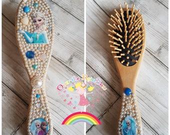 Wooden Hair Brush,