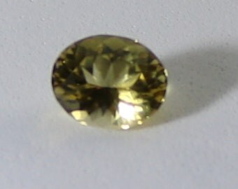 Canary Yellow Tourmaline 2.60ct