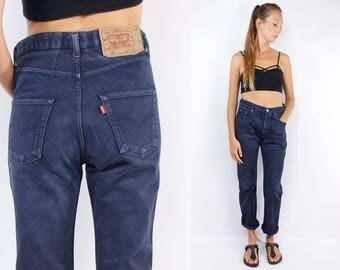 Levis 501 / Levis 501 Jeans / Levis Jeans Women / Mom Jeans Levis / Vintage Levis Jeans / Levis Jeans 30 / Levis Jeans / High Waist Jeans