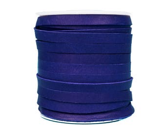 Purple Deerskin Lacing - (1) 50 foot spool, 3/16th inch lace (297-316x50PP)