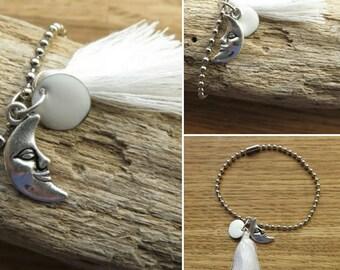 Bracelet ball chain ball chain 16418
