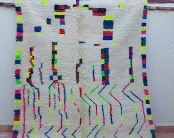 Moroccan carpet, Berber carpet, Azilal carpet