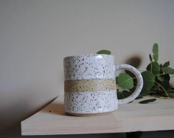 Pottery Mug | Ceramic Coffee Mug | Handmade Mug