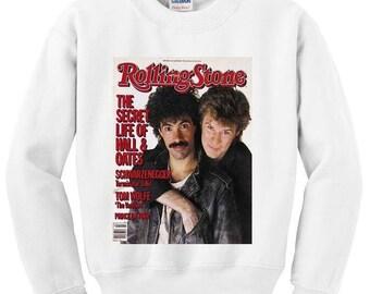 Hall and Oates     sweatshirt