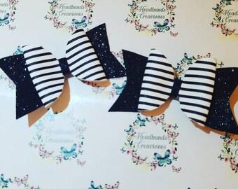 Black Pearl Bows