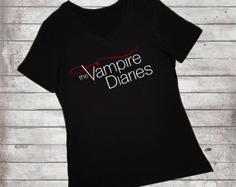 The Vampire Diaries T shirt tshirt