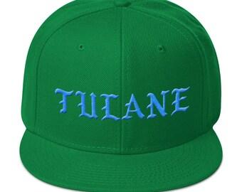 Tulane Snapback