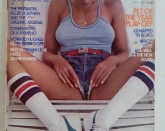 Penthouse Magazine - June 1977